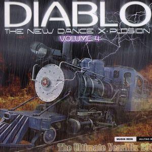 Diablo The New Dance X Plosion 4 By  DJ Luckyloop.