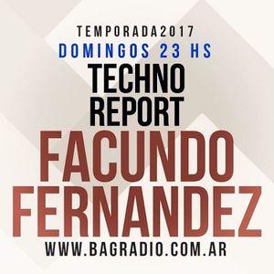Techno Report - Episodio 008 (23/04/2017)