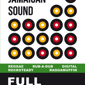 littleBIGman - Full Up - vintage jamaican sound - SIDE ONE