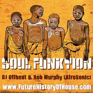 SOUL FUNKTION #115 DJ Offbeat