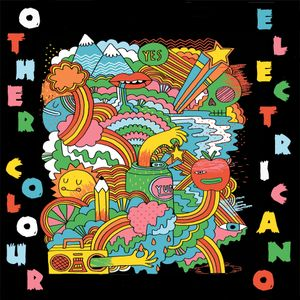 """Electricano pres. """"Other Colour"""" mixed compilation (2009)"""