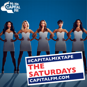 #CapitalMixtape - Exclusive The Saturdays Mix