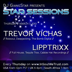 Set From Star Sessions Radio 2013 Hosted by DJ Giangstar