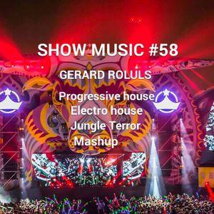 Show Music #58