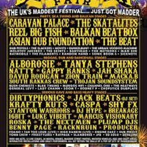 Ben Stretton Show - Friday 4th August - Boomtown Fair Special - Part 1 - The Bands