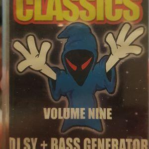 DJ Sy & Bass Generator - Phobia, June 1993