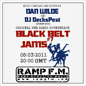 Black Belt Jams #7 inc. DJ DecksPest guest mix