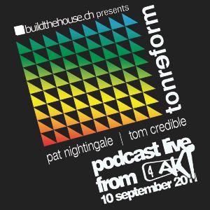tomreform podcast sept 2011