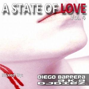 A STATE OF LOVE Vol.4@Mixed By Diego Barrera