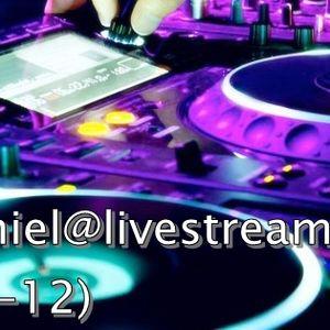 Giuliano Daniel@livestreaming 2012 (Sun 10-09-12)