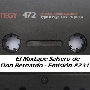 El Mixtape Salsero de Don Bernardo - Emisión #231