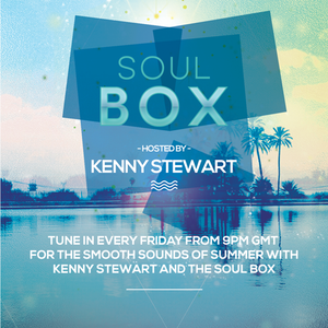 The Soul Box With Kenny Stewart - June 07 2019 http://fantasyradio.stream