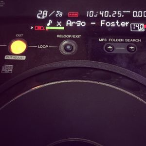 Sub FM - Foster 04.08.2014 with ARGO guest mix