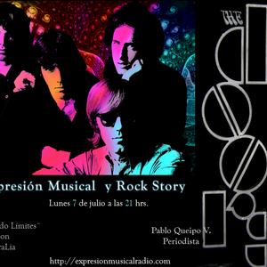 """""""Jim Morrison - The Doors""""- OraLia en Expresión Musical y Rock Story 7 julio 2014."""
