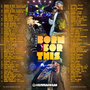 VA-Dj WhaGwaan - Born For This (Promo Cd) 2016