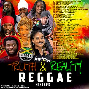 DJ ROY TRUTH & REALITY REGGAE MIX 2019
