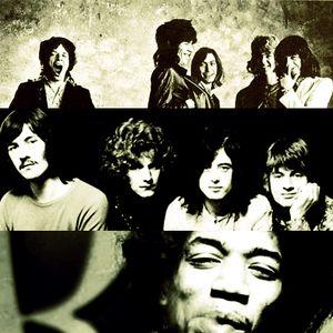 Only Rock N' Roll - 3 - Led Zeppelin + Rolling Stones + Jimi Hendrix