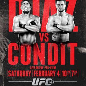 Sweep The Leg - UFC 143 Condit Vs. Diaz