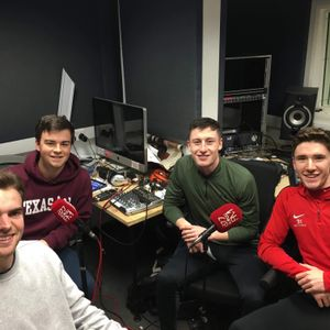 The Back Pages: 18th February 2019 featuring Lancaster University Mens' Football Club
