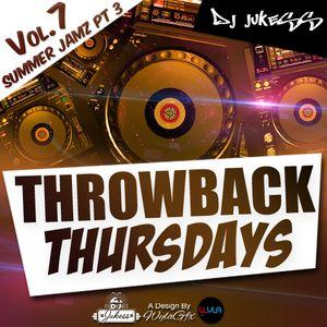 @DJ_Jukess - Throwback Thursdays Vol.7: Summer Jamz Pt.3