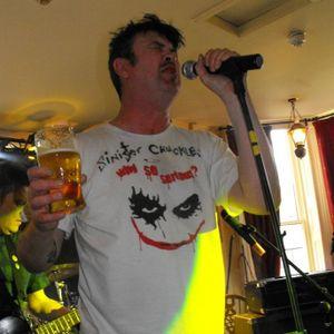 Pus Galore: The Luis Drayton Sickness Shot #4 - 06/09/12