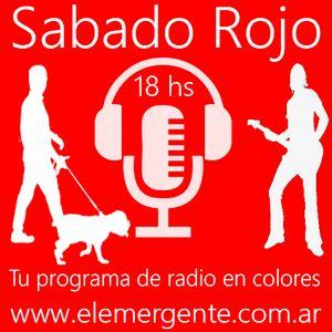 Sábado rojo - 08-24-2019 Radio Emergente