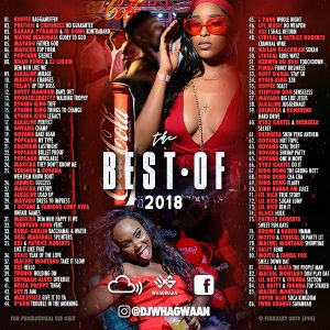 VA-Dj WhaGwaan - The Best Of 2018 (Promo Cd) 2019