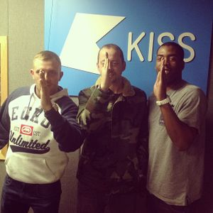 DJ Hatcha (Sin City Rec.) b2b Kode9 (Hyperdub Rec) @ The Dubstep Show, Kiss 100.0 FM (18.09.2013)