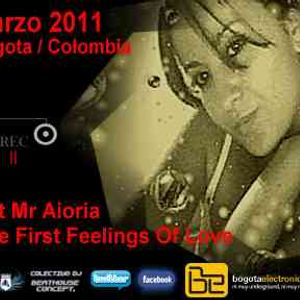 Set Mr Aioria - The First Feelings Of Love