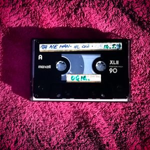 DJ Essay - Oldschool Drum-N-Bass - Tape Recording from 1997 / Side A
