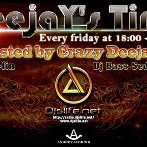 DeejaY's Time Episode #45 (Special Guest) Dj Vandex [04.01.2014] by Crazy Deejays