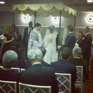 Post-Ceremony Hotel Monaco Wedding