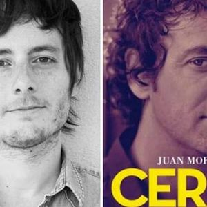 Juan Morris, el periodista, autor de la polémica biografía del exlíder de Soda Stereo.