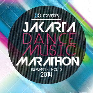 JDM Marathon Mix #003 (Valentine's Edition)(DJ sTp) ONE NATION Pres.