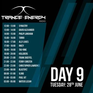 Christopher Lawrence @ Trance-Energy Radio 3rd Anniversary