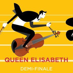 Queen Elisabeth Violin 2019 - Semi-final - Mio YOSHIE - Concerto - 08/05/2019