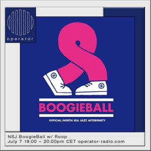 NSJ Boogieball w/ Roop - 7th July 2017