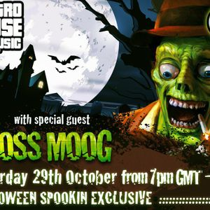 Centro House Music/CHFM With Special Guest Joss Moog 29/10/2011