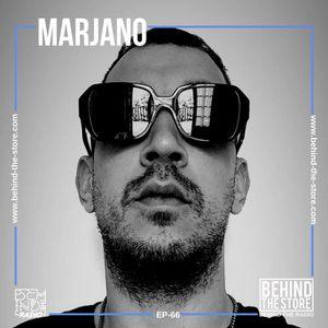 Behind the Radio Podcast 066 - Marjano