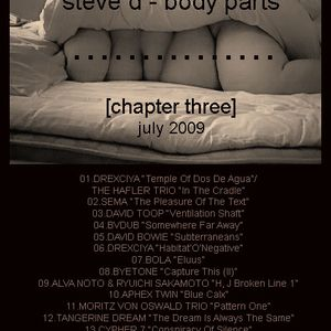Steve D - Body Parts [Chapter Three] - July 2009