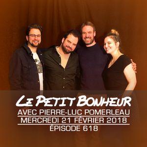 LPB #618 - Pierre-Luc Pomerleau - TROU D'CUL TIME!