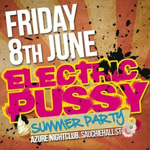 Graeme Smith - Electric Pussy Pre Party Set - 8th June 2012