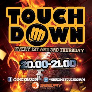 Nick Hardin - Touchdown 021 /15-7-9
