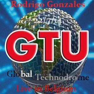 Global Techno Drome 22 7 2014 First Show dj rg 2nd h.