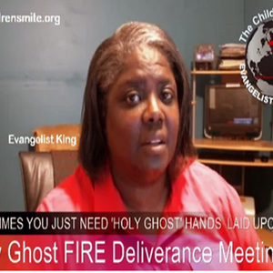 Holy Ghost FIRE Deliverance Meeting