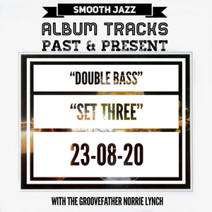 DOUBLE BASS 'IN THE MIX' (SET THREE) - 23-08-20 - WITH THE GROOVEFATHER NORRIE LYNCH