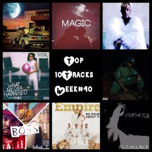 Recap The Weekly Top 40 Week #40