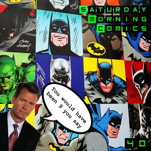 "Saturday Morning Comics #40 ""All About Batman"""