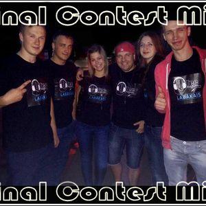 Dj Q-Tee - Final Contest Mix (Ritma Institūts & NabaKlab Dj Competition)
