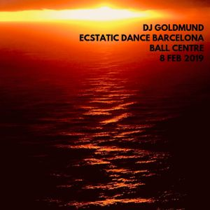 DJ Goldmund Ecstatic Dance Barcelona 8 Feb 2019